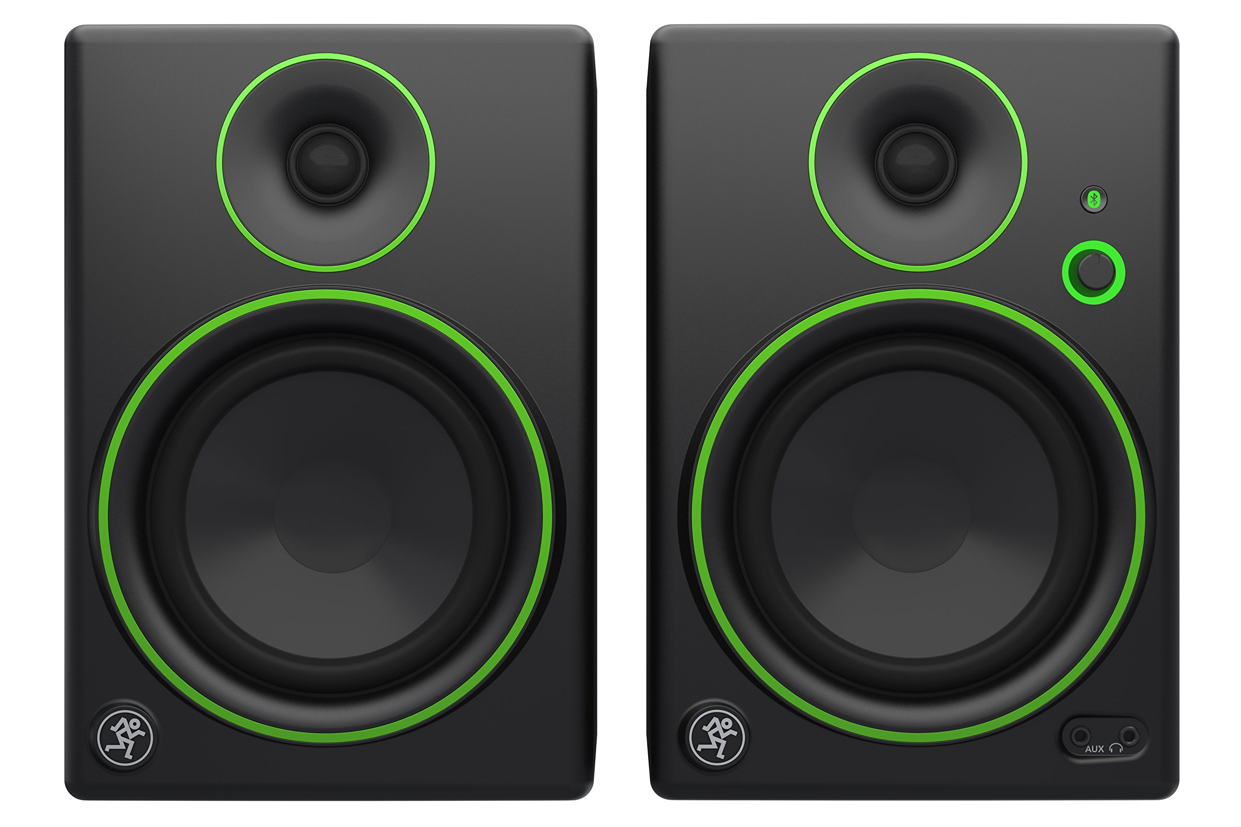 Mackie CR5BT - 5'' Multimedia Monitors with Bluetooth (Pair)