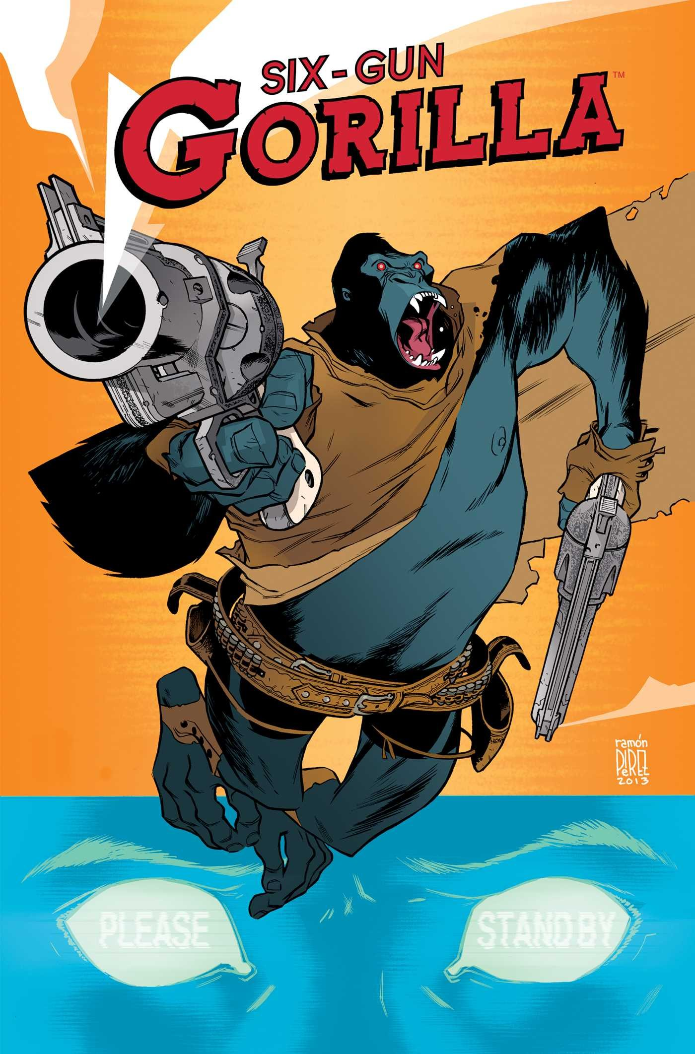 Download Six-Gun Gorilla pdf epub