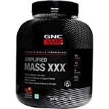 GNC AMP Mass XXX - 6.6 lbs, 3 kg (Chocolate)