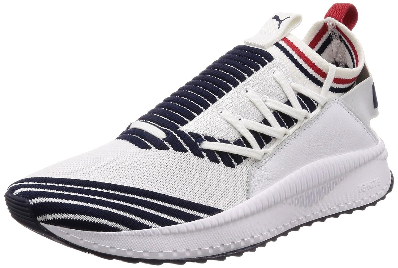 Puma Tsugi Jun Sport Stripes Sneaker für Herren Weiß