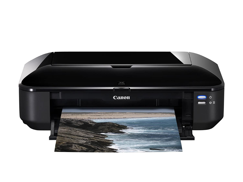 Canon PIXMA iX6550 - Impresora de Tinta (B/N 11.3 PPM), Negro