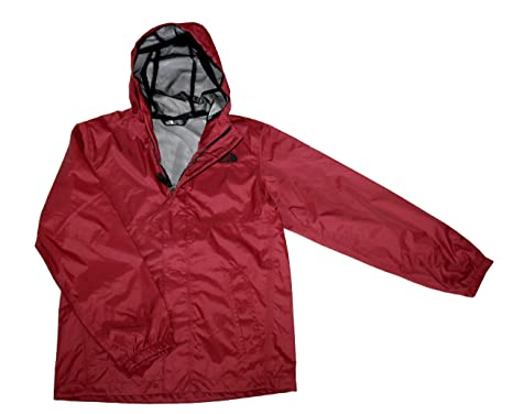 The North Face James Shell Youth Boys Rain Hooded Jacket