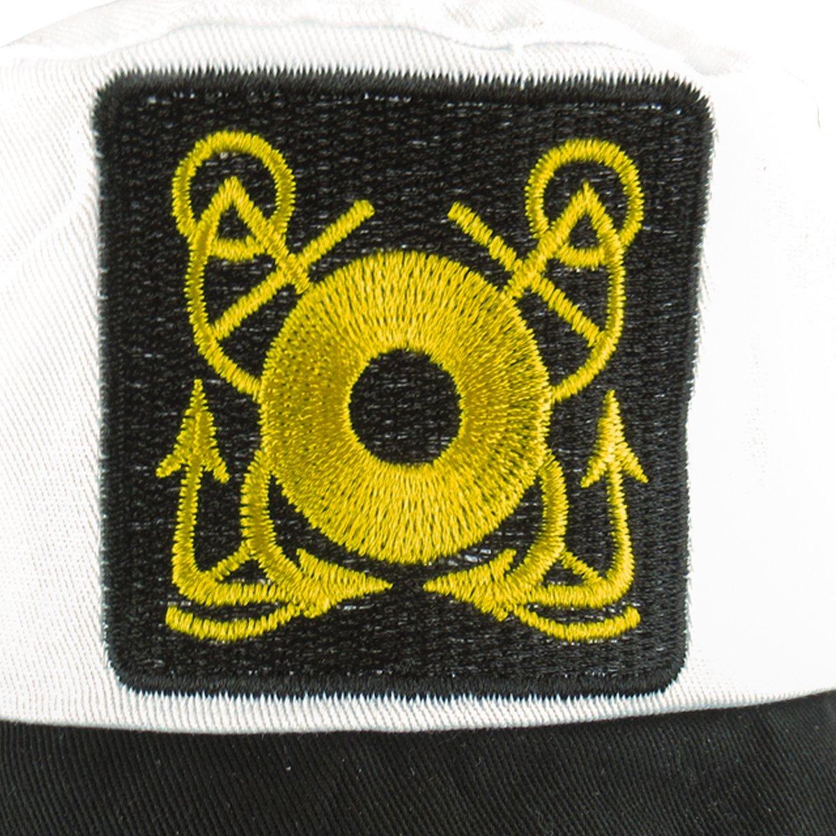 Mombebe Bambino Ragazzi Nautico Capitano Cappello  1541005608-299546 ... 99280e010993