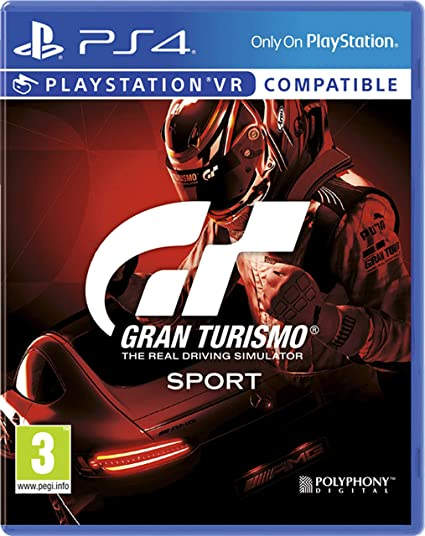 Buy GT Sport (PS4) Online at Low Prices in India | Sony