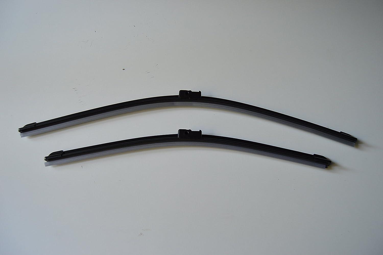 CAIXCAR 2 X escobillas de limpiaparabrisas especificas wiper blades: Amazon.es: Coche y moto