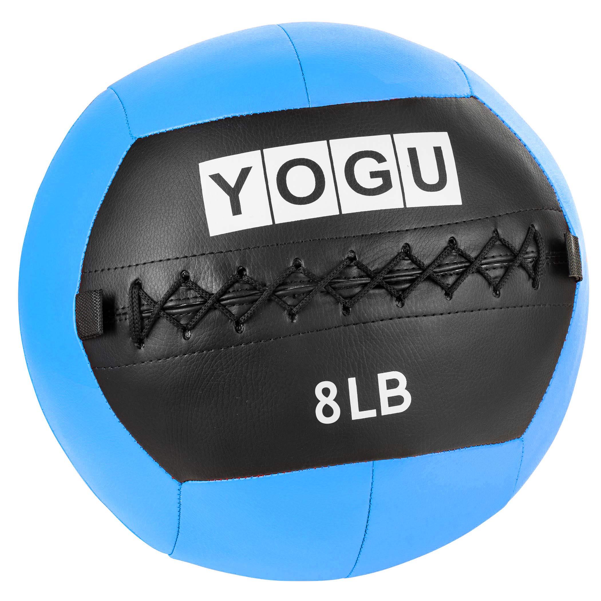 YOGU Soft Medicine Ball (8.0 Pounds)