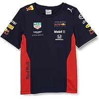 Red Bull Racing Amrbr Yr. Team T-Shirt Camiseta para Niños