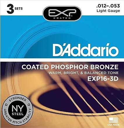 Daddario Nys-018 - Cuerda guitarra eléctrica