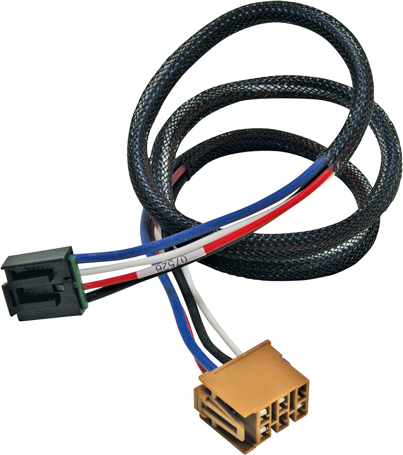 Amazon.com: Reese Towpower 7805011 Brake Control Wiring Harness (For Chevy):  Automotive | 1998 Chevrolet 5 0 Wiring Harness Breakdown |  | Amazon.com