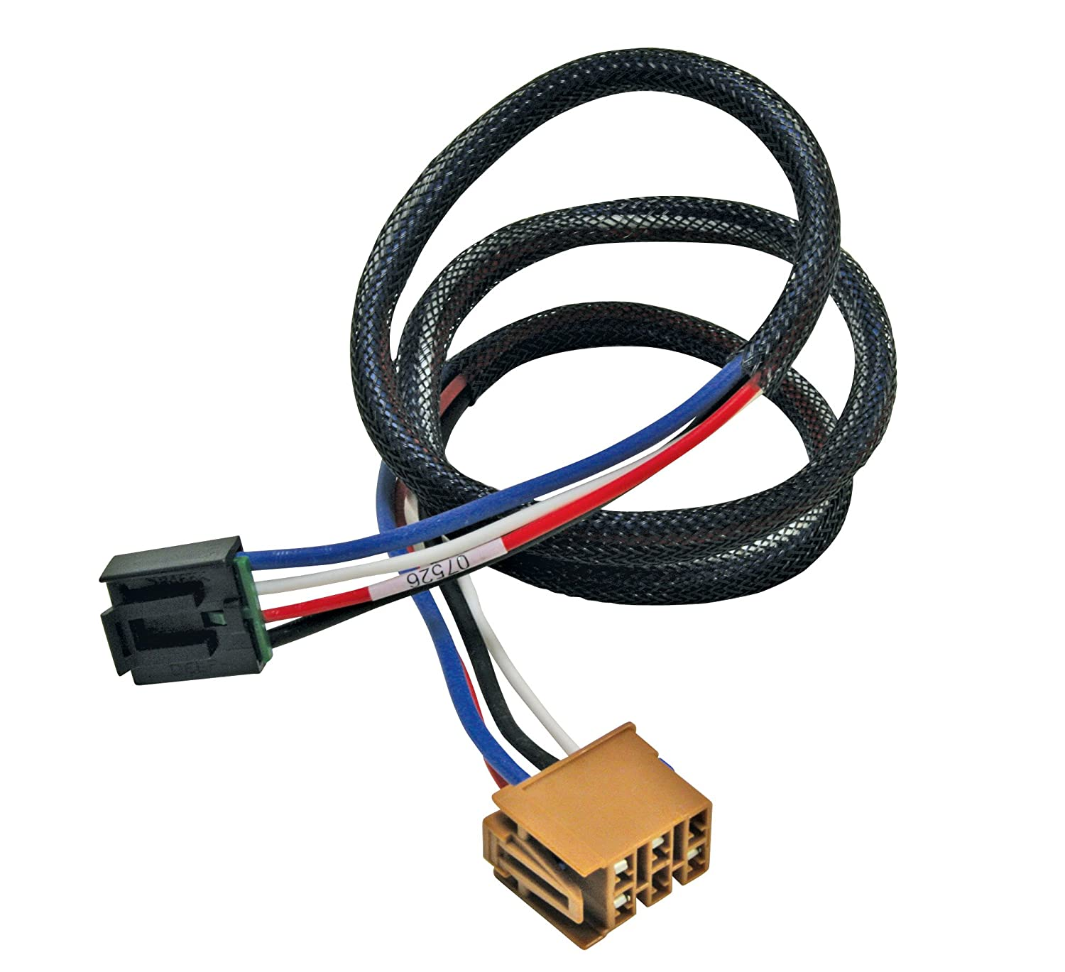 81Wid6hHVrL._SL1500_ amazon com reese towpower 7805011 brake control wiring harness