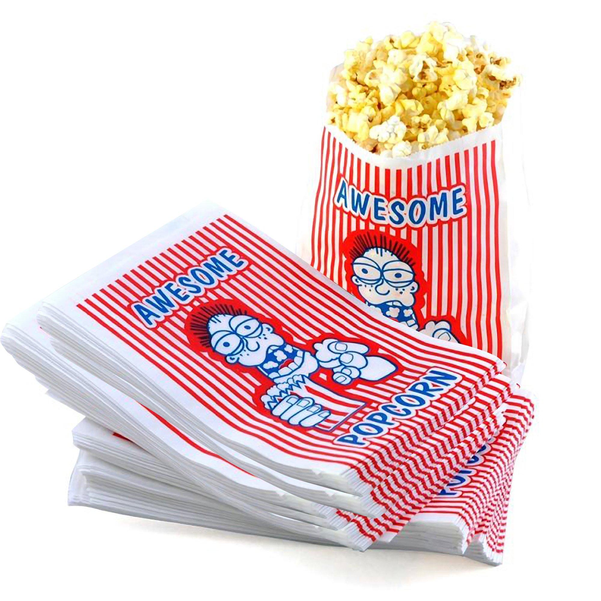 Great Northern Popcorn Case of 100 32 Oz. Movie Theater Popcorn Bag