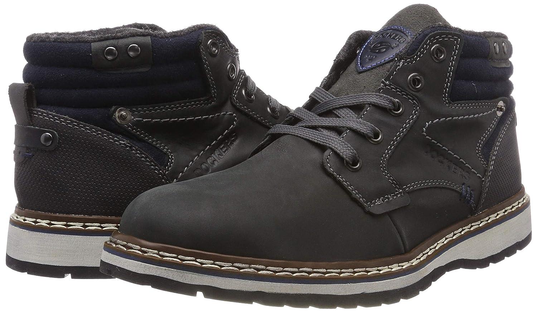 Dockers by Gerli 39cl013, Botas Mocasines para Hombre: Amazon.es: Zapatos y complementos
