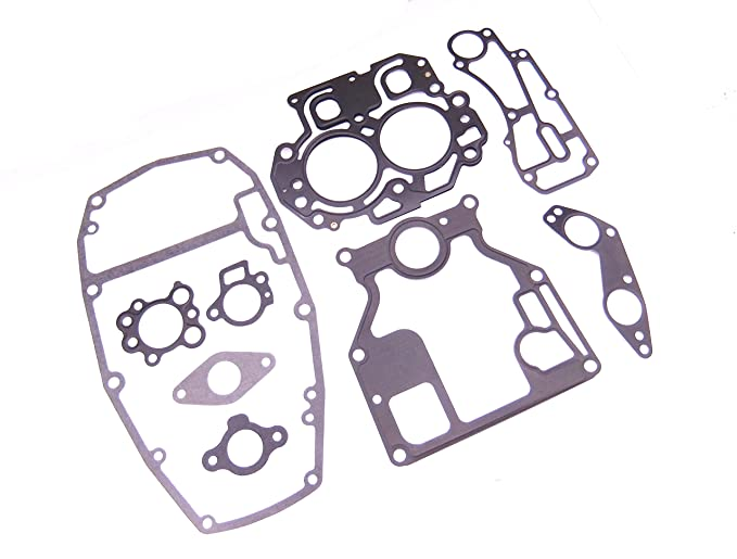 Amazon Com Boat Motor Complete Power Head Seal Gasket Kit For
