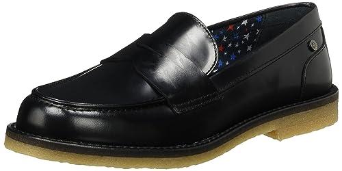 Tommy Hilfiger M1285athilde 1a, Mocasines para Mujer, Negro (Black), 39 EU: Amazon.es: Zapatos y complementos