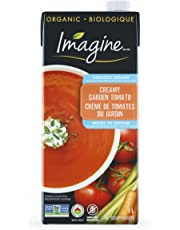 Imagine Reduced Sodium Organic Creamy Garden Tomato Soup, 1 liter