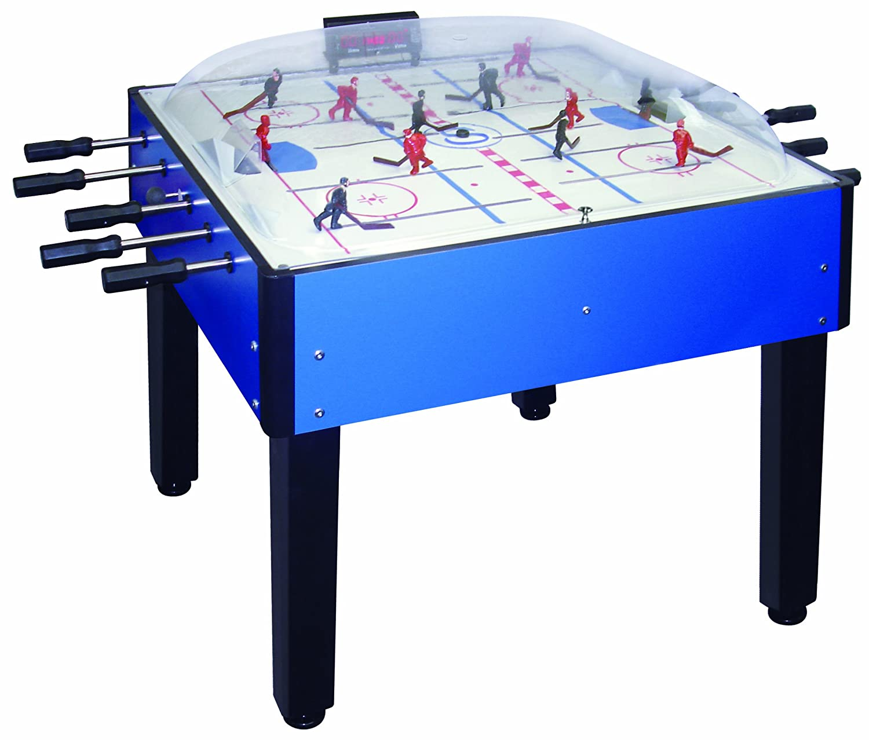 Amazon.com: Shelti Breakout Bubble Hockey Table, 52 X 36 X 42 1/2 Inch:  Sports U0026 Outdoors