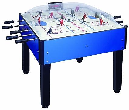 Amazon.com: Shelti Breakout Bubble Hockey Table, 52 x 36 x 42 1/2 ...