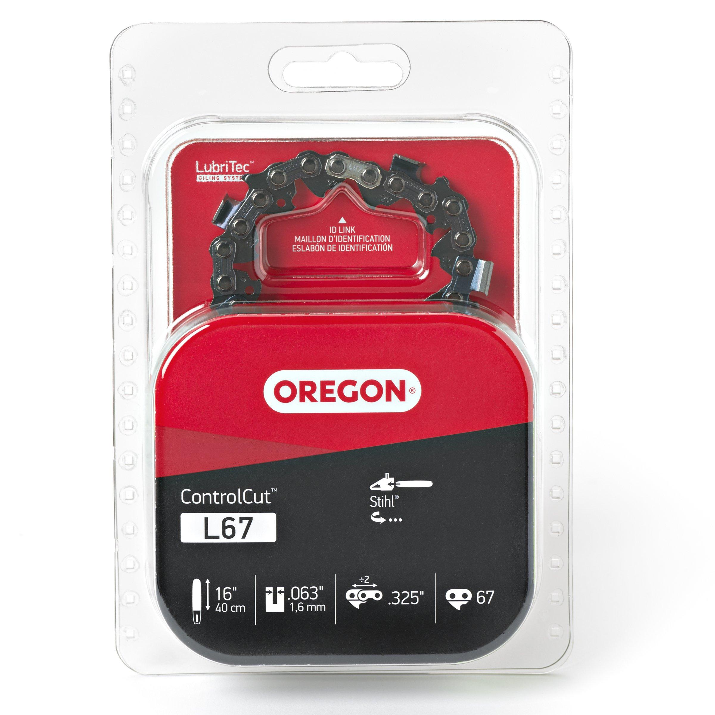 Oregon L67 ControlCut 16-Inch Chainsaw Chain, Fits Stihl by Oregon