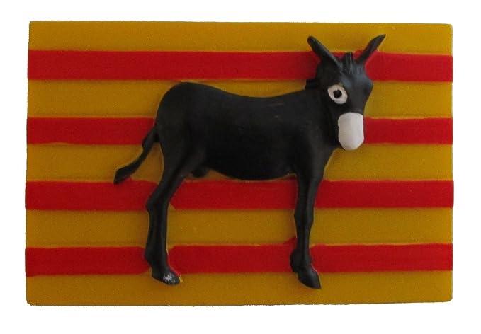 casavostre - Llavero amarillo catalan: Amazon.es: Equipaje
