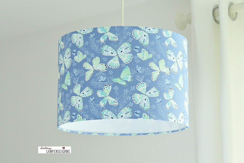 Kinderlampe Leuchte Schmetterlinge