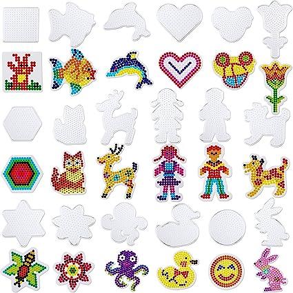 Amazon.com: Chuangdi 18 piezas de 0.197 in de perlas de ...