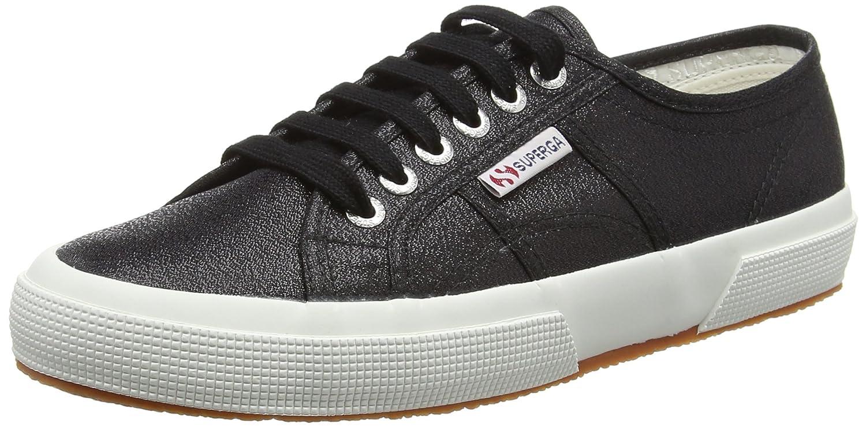 Superga2750 Lame - Zapatillas Mujer Negro  Negro