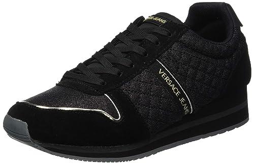Versace Jeans Scarpe-Donna, Zapatillas de Gimnasia para Mujer: Amazon.es: Zapatos y complementos