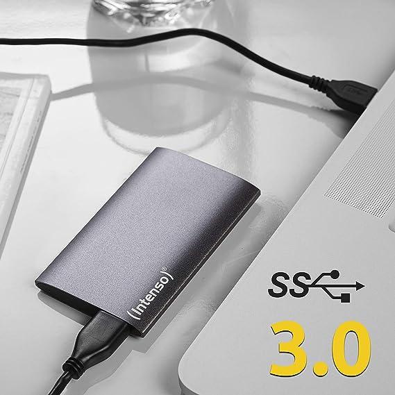 Intenso 3823430 Portable SSD 128 GB Premium Edition USB 3.0 Disco ...