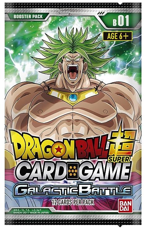 Bandai bcldbbo7092 Dragonball Super Battle Booster Display ...