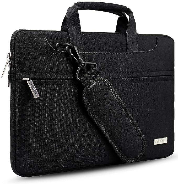 4 opinioni per HSEOK Custodie Sleeve Borsa per PC Portatile da 13-13,3 Pollici MacBook