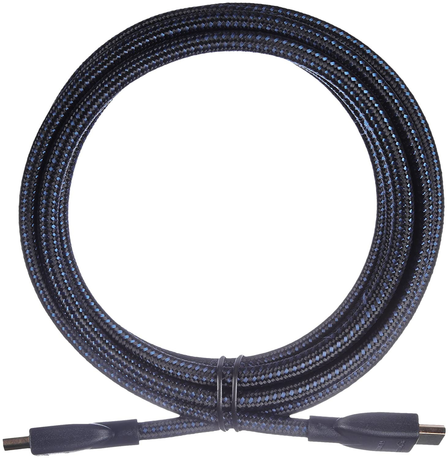Basics Braided 4K HDMI to HDMI Cable 3-Foot