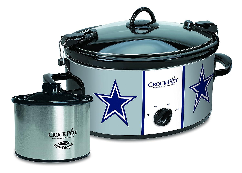 Amazon.com: Crock-pot SCCPNFL603-NO New Orleans Saints Slow Cookers ...