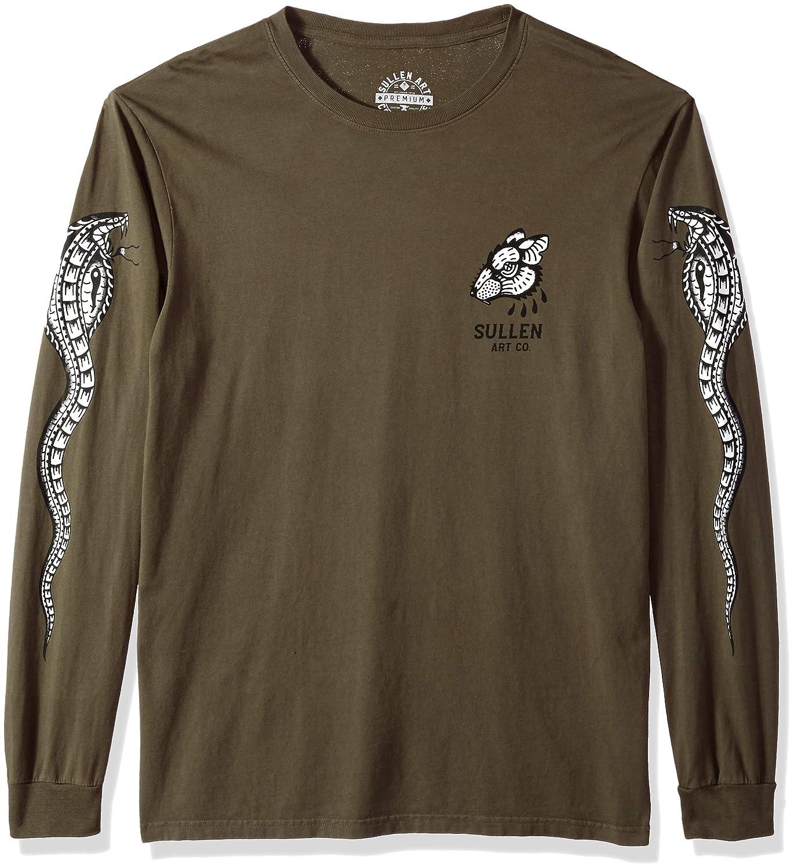 7ca138e6 Amazon.com: Sullen Art Collective Men's Victor Baclav Long Sleeve: Clothing