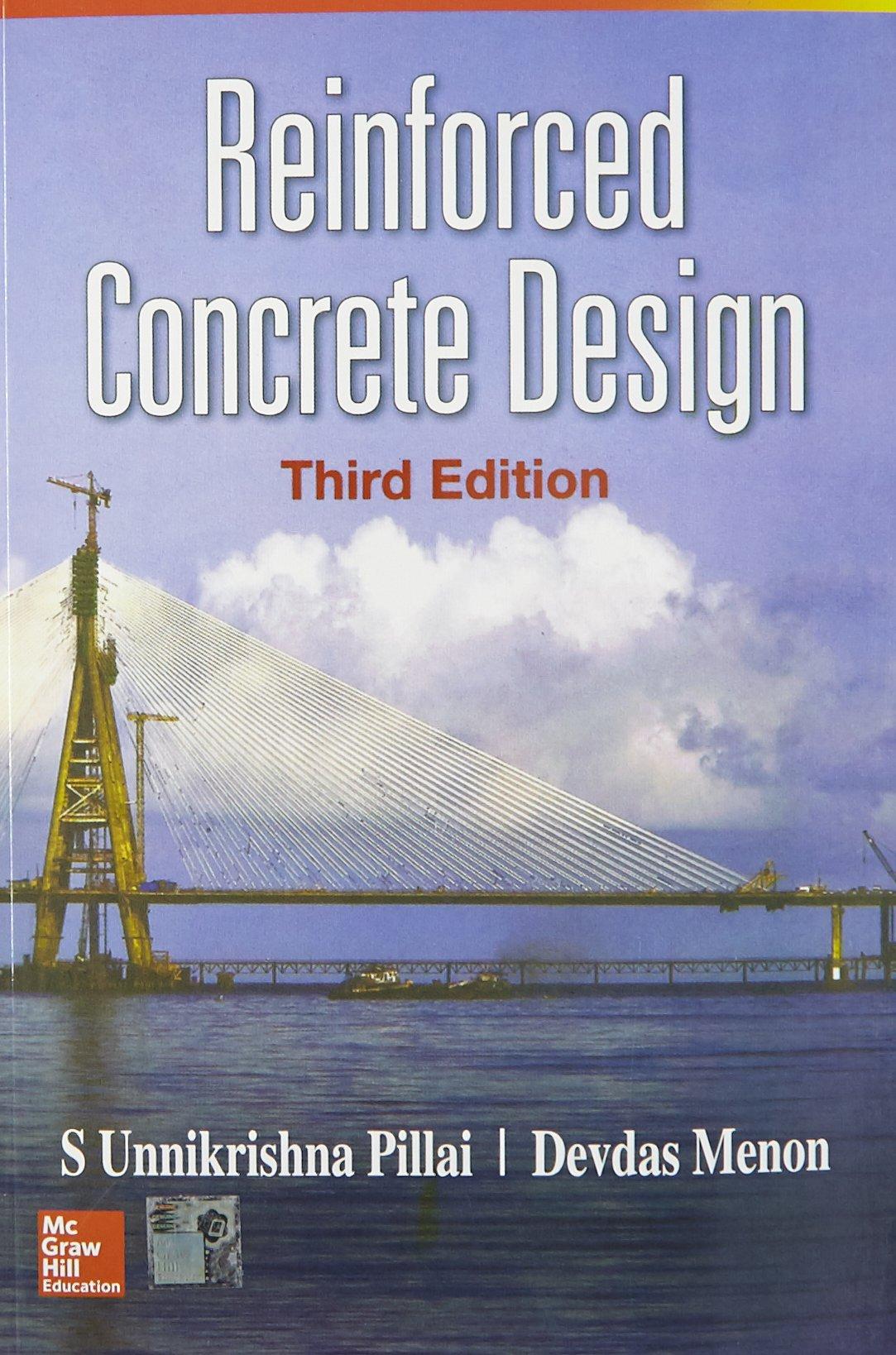 Buy Reinforced Concrete Design - Third Edition Book Online