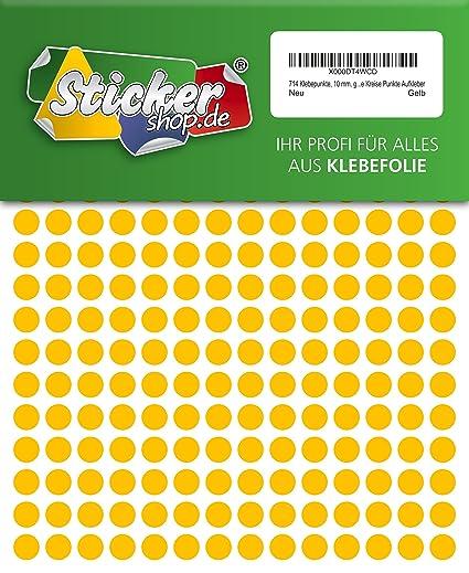 30 mm aus PVC Folie grau 120 Klebepunkte wetterfest Markierungspunkte Kreise Punkte Aufkleber