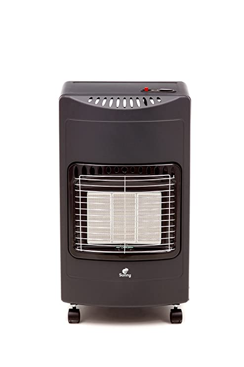 Sunny S35 - Estufa infrarrojos GPL, negro, S35-01: Amazon.es ...