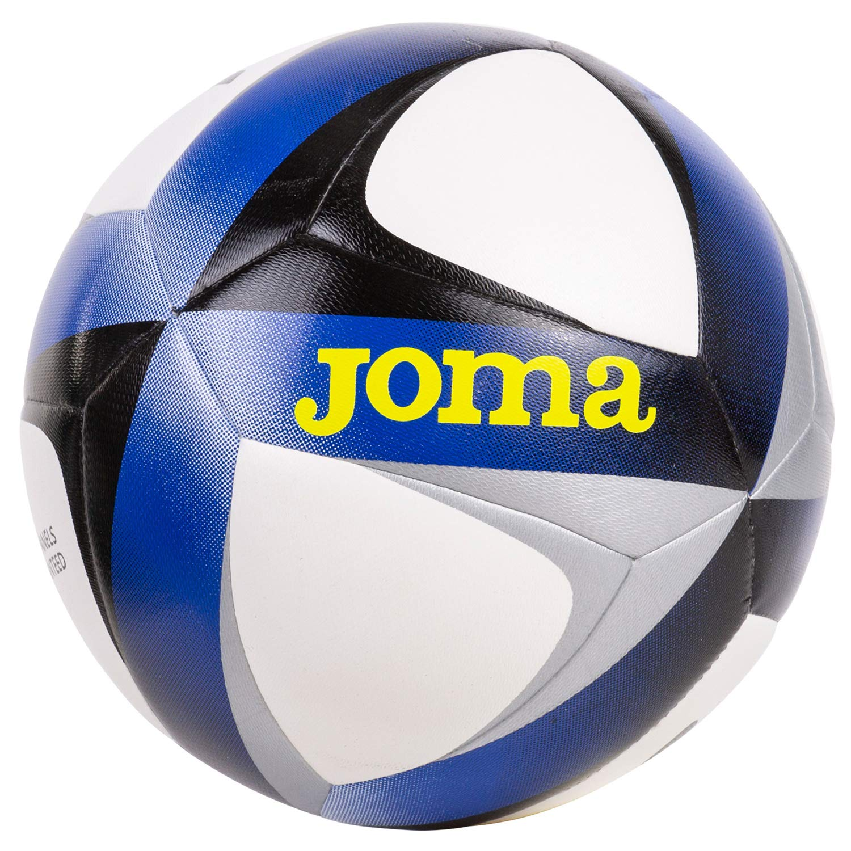 Joma 12 Pelotas híbridas Sala Victory 400448 Plateadas y Ligeras ...
