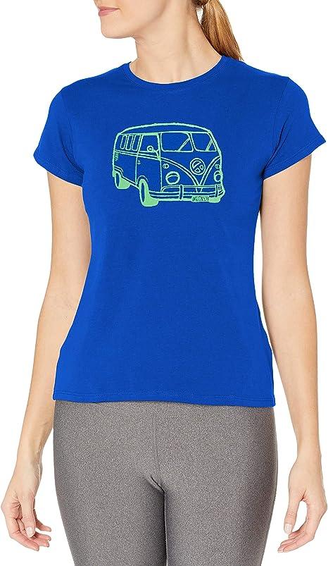 Charko diseños de la Mujer Vanning Athletic T Camisas, Mujer ...
