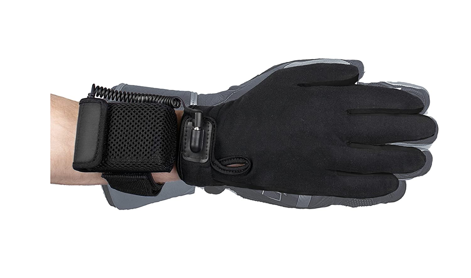 Warmawear Deluxe Battery Heated Motorcycle Glove Liners Small