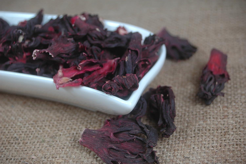 Propiedades y beneficios del té de hibisco