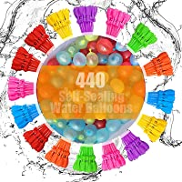 Water Balloons for Kids Boys & Girls Adults Party Balloons Easy Quick Summer Splash Fun Outdoor Backyard for Water Bomb…