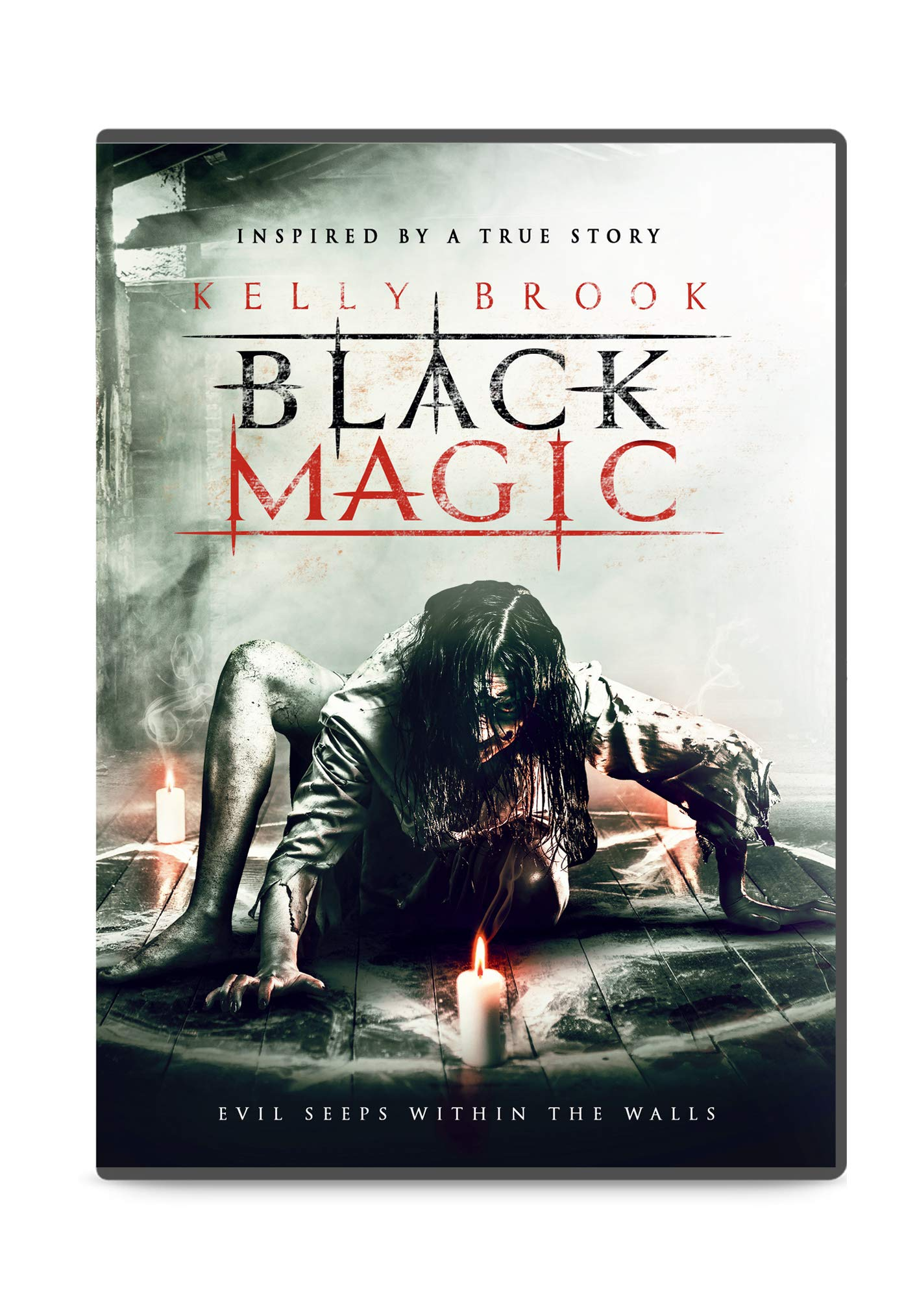 DVD : Black Magic (Widescreen, Subtitled, O-Card Packaging)