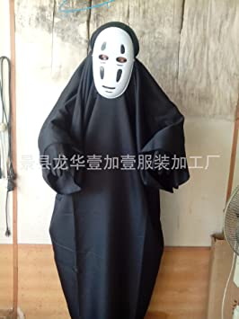 animation clothing spirited away hayao miyazaki cos faceless male