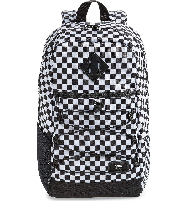 [バンズ] メンズ バックパックリュックサック Vans Snag Water Resistant Backpack [並行輸入品] One-Size  B07NHRZF8C
