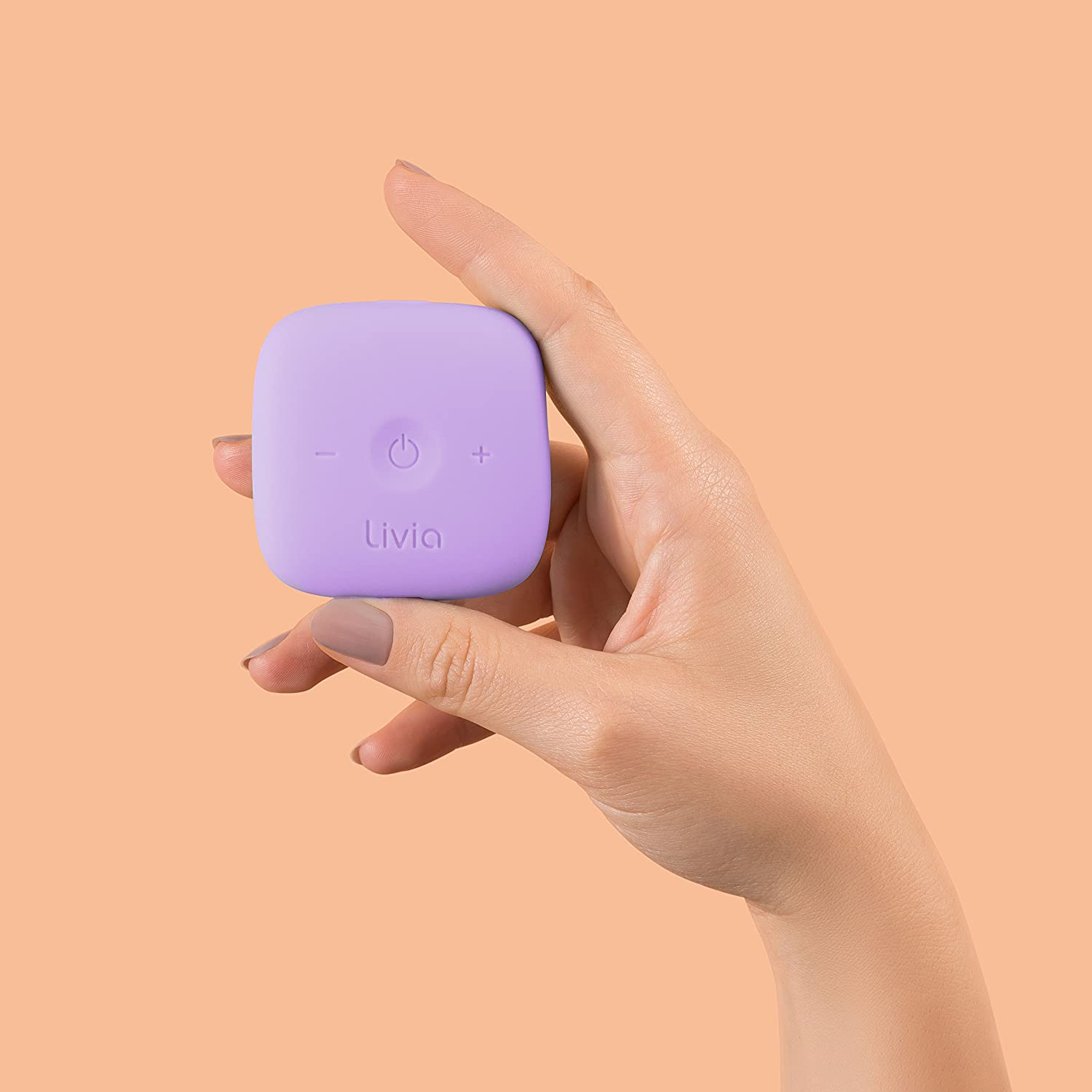 Livia-The Off Switch for Menstrual Pain (Lavender): Health & Personal Care