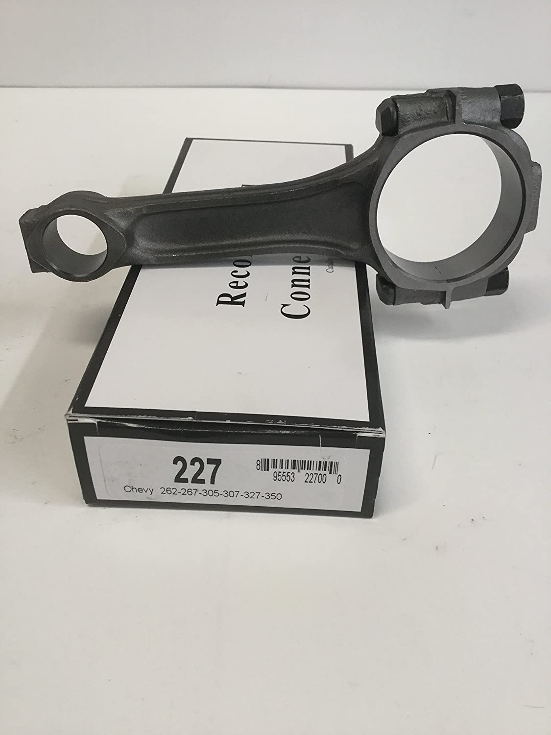 Reconditioned Connecting Rods compatible with Chevy 350 V8 small blocks. (Stock replacement) B & P Rods
