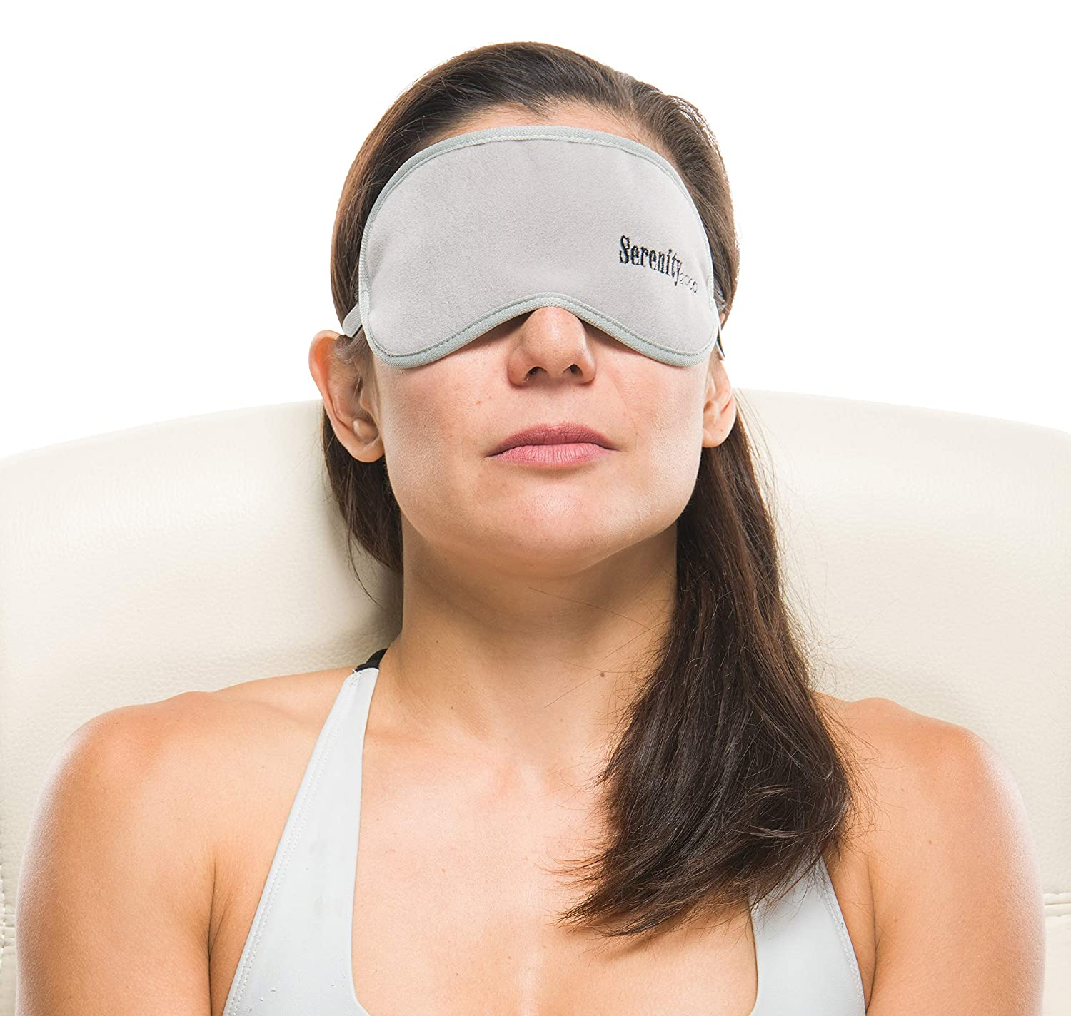 Magnetic Eye Mask for Improved Sleep & Wellness