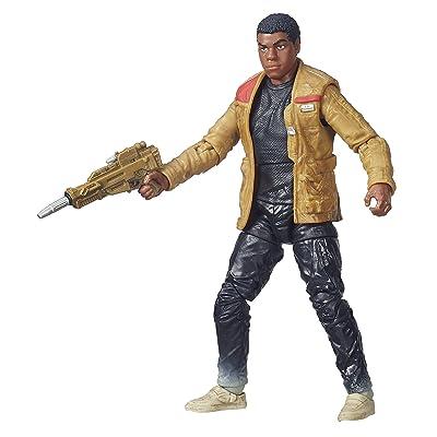 Star Wars The Black Series 6 Inch Finn (Jakku): Hasbro: Toys & Games