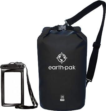 Amazon.com: Earth Pak – Bolsa seca impermeable – Bolsa de ...