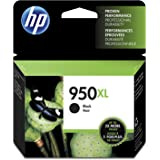 HP 950XL Black High Yield Original Ink Cartridge (CN045AN)